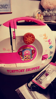 My Tony Tony Chopper Sewing Machine