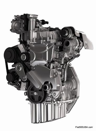 Fiat 500 105 HP TwinAir Turbo