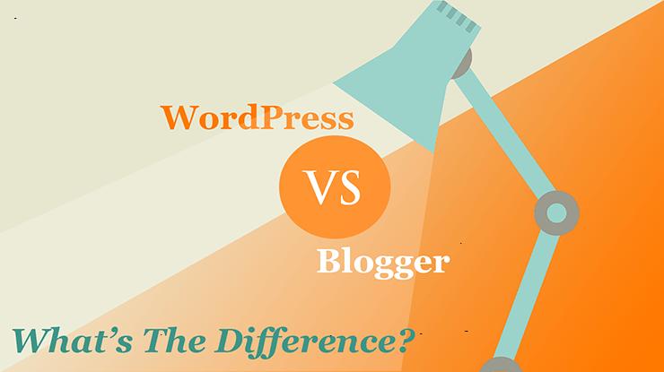 Too Confuse Between Choosing Wordpress Or Google Blogger ?