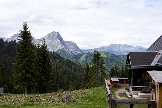 Teicheneggalm | Lassitzen | Eisenerzer Ramsau | Eisenerzer Alpen Höhenweg