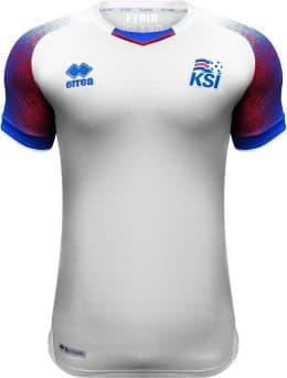 アイスランド代表 2018 ユニフォーム-ロシアワールドカップ-アウェイ