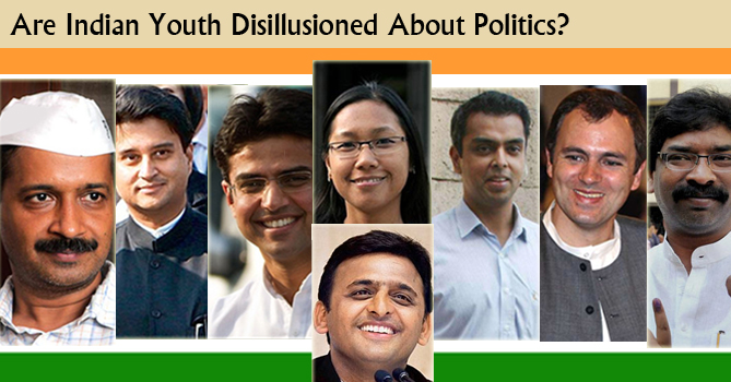 youth in indian politics All major political parties have youth and student wings, such as indian youth congress, akhil bharatiya vidyarthi parishad, and democratic youth federation of india.