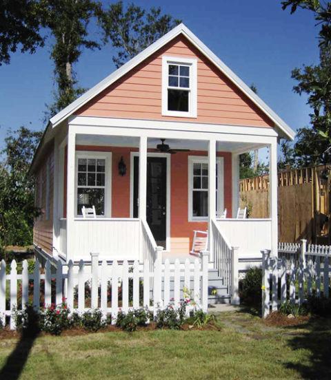 Desain Rumah Unik Minimalis dan Cantik