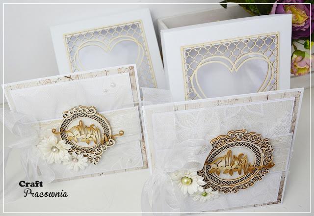 Znów białe komplety ślubne