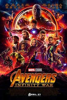 Poster Thanos - Vingadores: Guerra Infinita