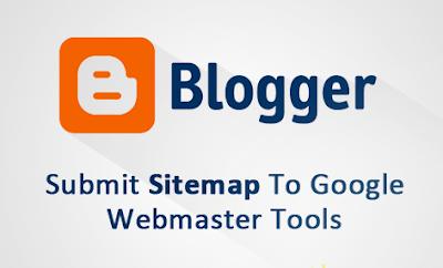 Cara daftar atau Submit Sitemap Blog (Peta Situs) ke Google Webmasters Tools