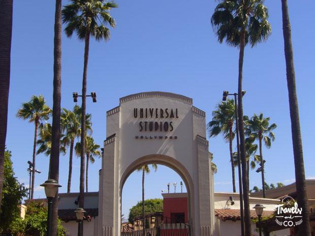 Visita a los Universal Studios en California entrada