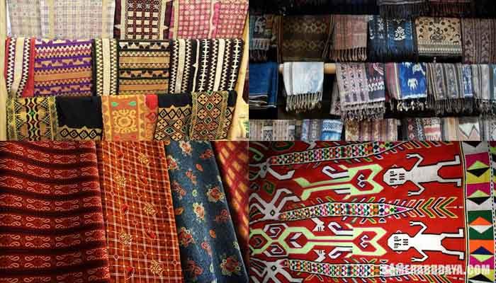 Inilah 13 Macam Kain Tradisional Dari Indonesia