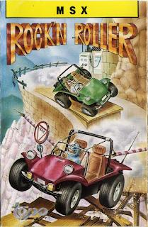 Portada Videojuego Rock'n Roller