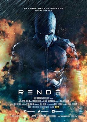 Rendel, Film Aksi Superhero Pertama Dari Finlandia