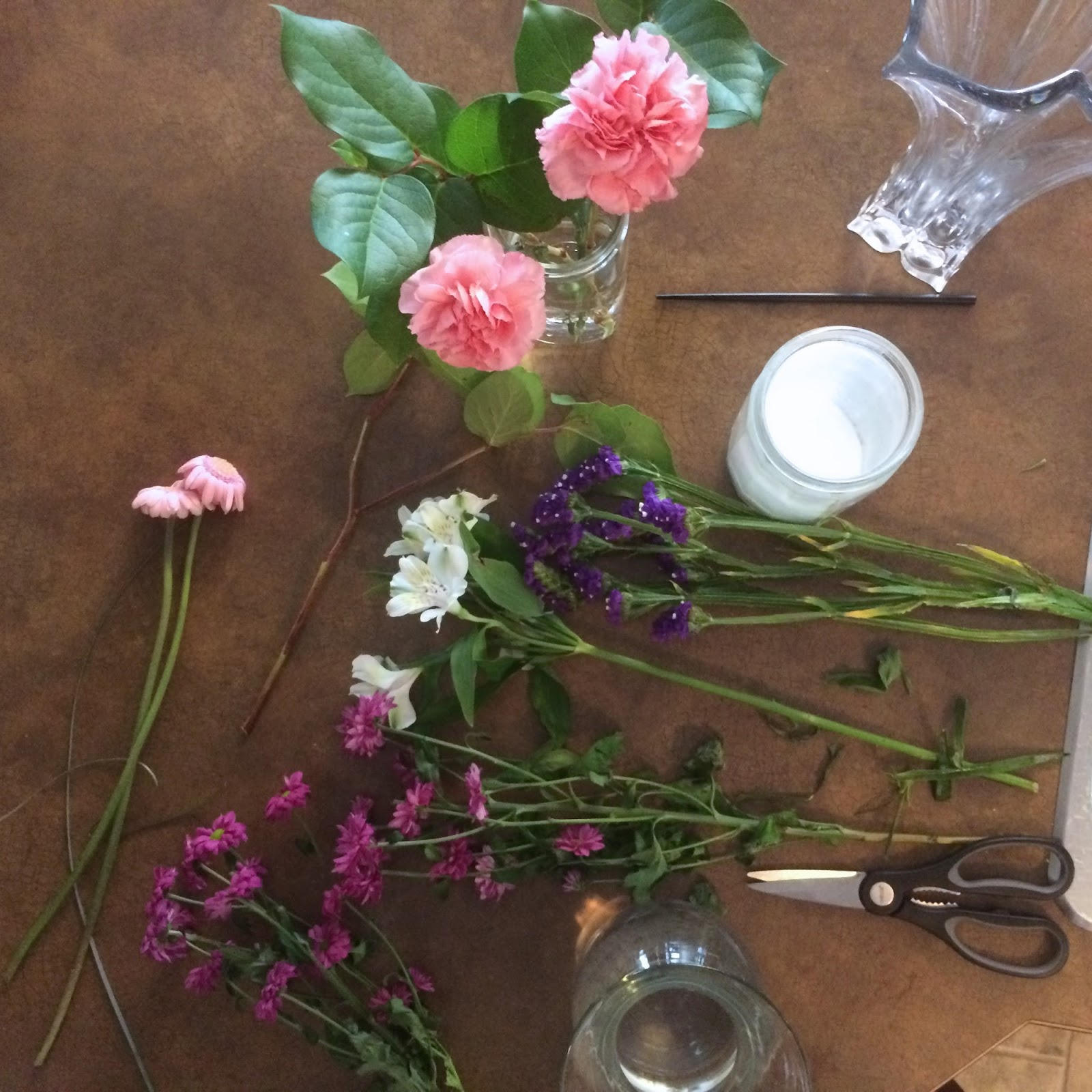 Redhead Mare: Make Flowers Last For Weeks