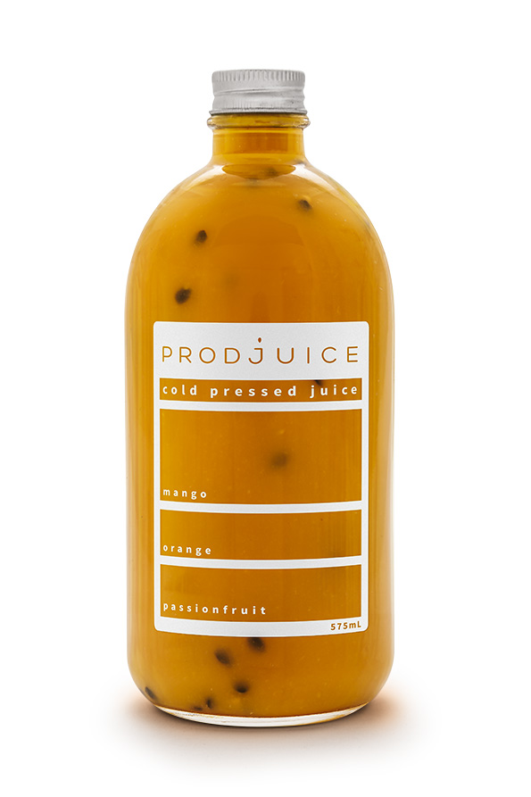 Prodjuice Cold Pressed Juice On Packaging Of The World Creative Package Design Gallery