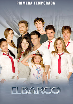 El Barco (TV Series) S01 DVD R2 PAL Spanish