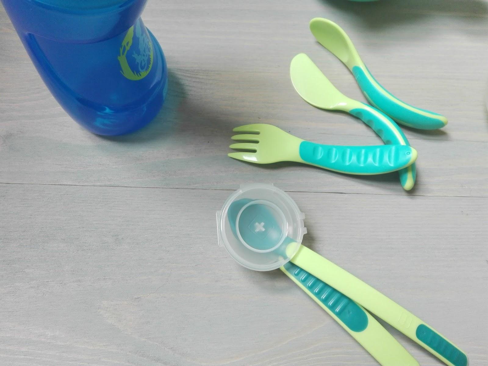 Kilka jedzeniowych gadżetów przydatnych przy BLW i nie tylko