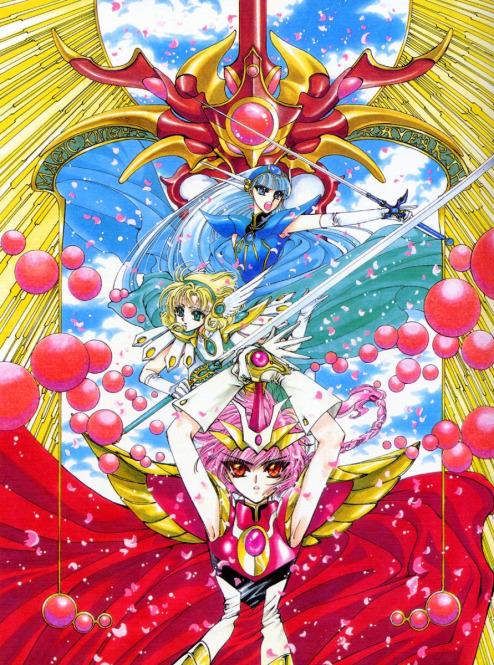 Top 15 Los Mejores Animes De Chicas Mágicas Kawaii Lifestyle