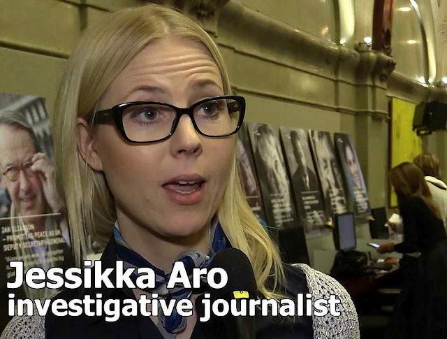 Jessikka achou que iria investigar uma realidade como qualquer outra. E ficou apavorada com o que lhe aconteceu