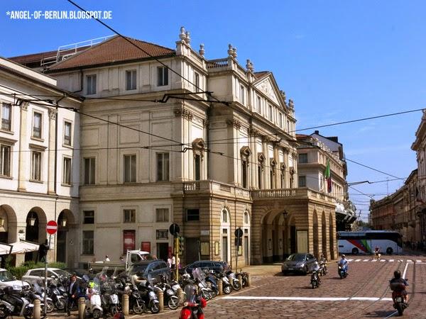 Milano - Opera La Scala