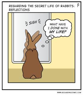 Prestar atención a lo que refleja el espejo