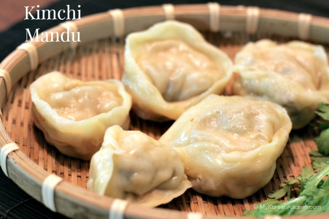 korean dumpling recipes