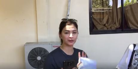 Angel Locsin Greets The People Of Tucdao, Kawayan, Leyte In Celebration Of Their Fiesta