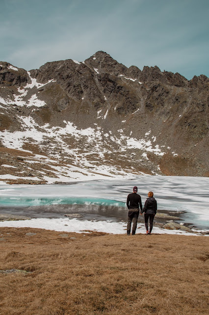 Wandern in Osttirol  Oberseitsee St. Jakob Defereggental 09