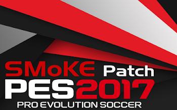 Smoke Patch v9.7.2   Option File   PES2017 [30.05.2018]