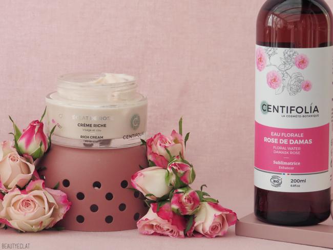 centifolia gamme eclat de rose avis complet