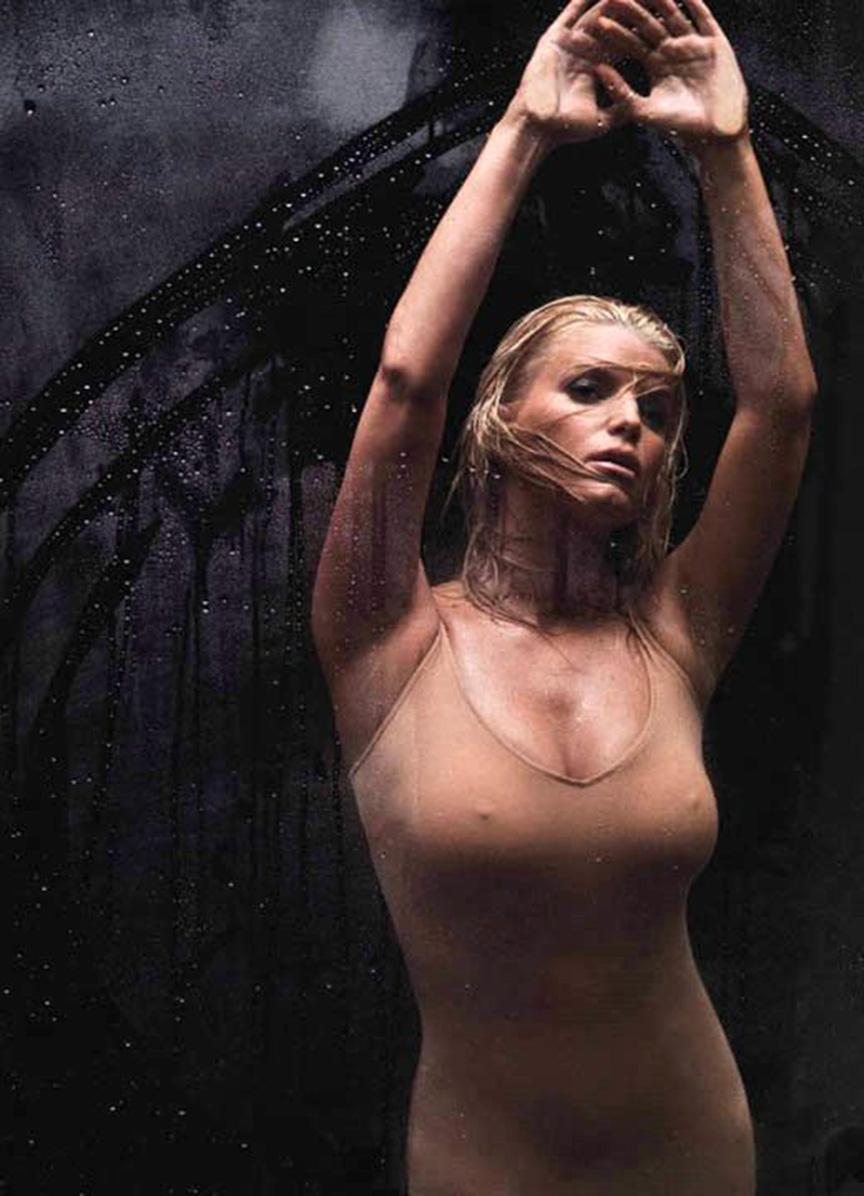 Jessica simpson nackt