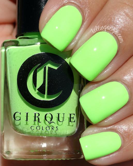 Cirque Colors C.R.E.A.M.