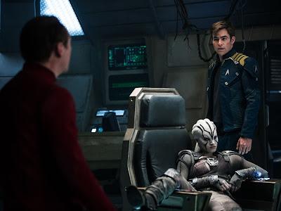 Taquilla USA: 'Star Trek: Más allá' entra directamente al puesto número uno