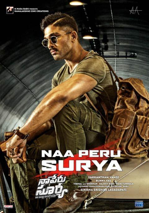 Naa Peru Surya, Naa Illu India (2018) Hindi ORG Dual Audio 700MB UNCUT HDRip 720p HEVC ESubs