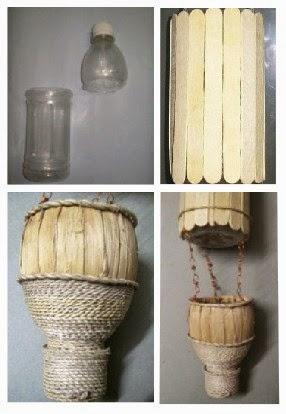 Cara Membuat Pot Bunga Dari Botol