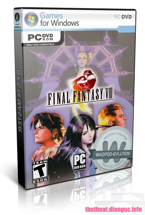 Download Game Final Fantasy VIII Steam Edition iNLAWS Fshare