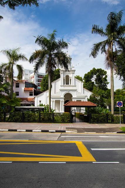 Chiesetta-Singapore
