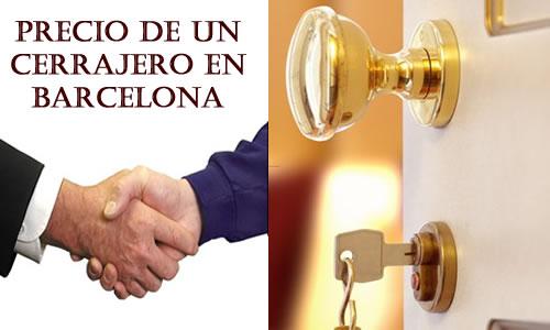 coste cerrajero barcelona