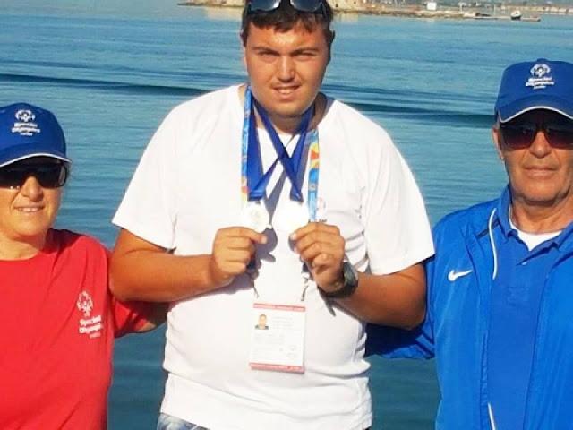 SPECIAL OLYMPICS: Πέντε μετάλλια και 4 διακρίσεις στο Ναύπλιο η αποστολή της Κέρκυρας