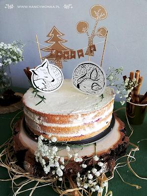 woodland birthday, woodland decorations, leśne urodziny, leśne przyjęcie, urodziny dziecka, inspiracje urodzinowe, leśni przyjaciele, woodland party decor, forest animals, lisek, jelonek, deer, hancymonka, birthday, urodziny