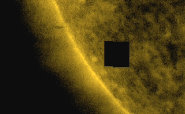 UFO – 4 Mart 2017 – Güneş