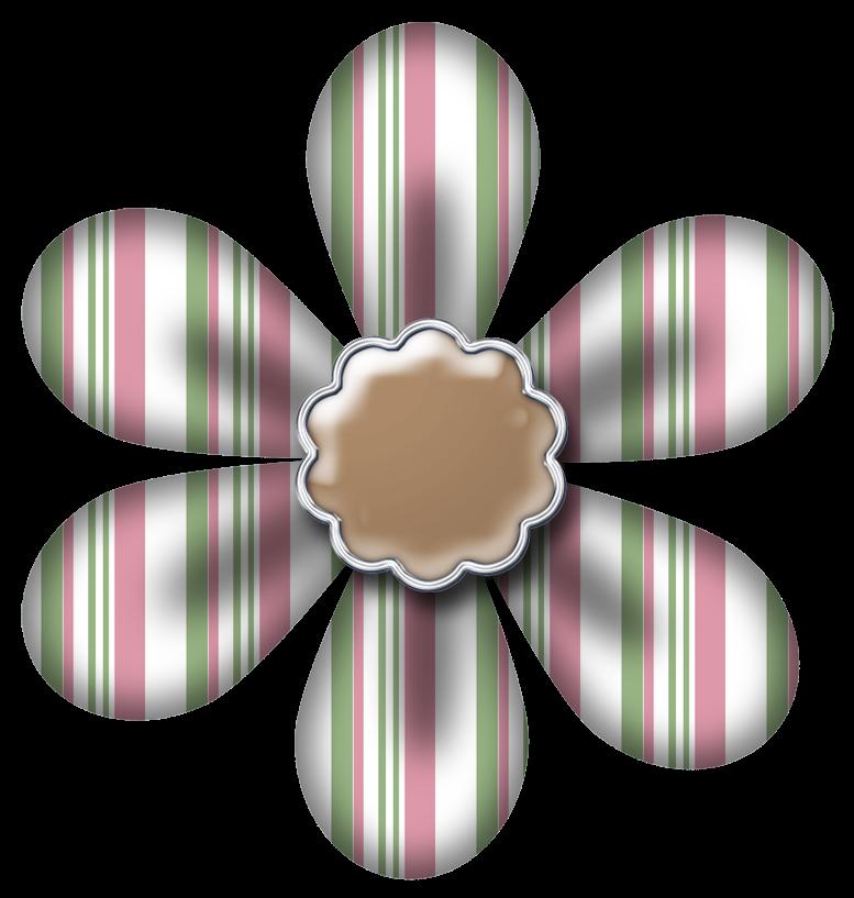 free scrapbook flower clipart - photo #29