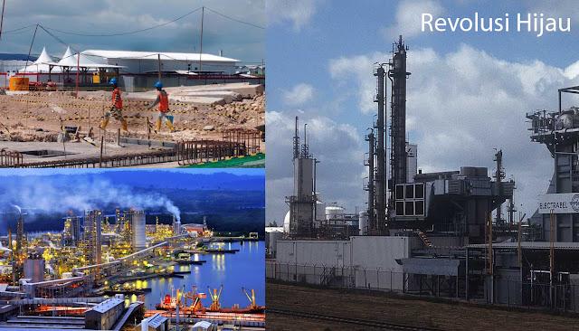 Revolusi Hijau dan Industrialisasi - Industrialisasi dan Dampaknya