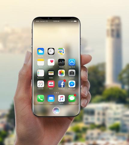 আইফোন ৮ এর ফেসিয়াল রিকগনিশন ক্যামেরা সরবরাহ করবে এলজি