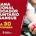 Hemoce realiza a Semana do Doador de Sangue entre os dias 25 a 30 de novembro