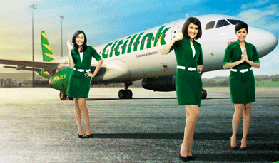Rekrutmen Citilink Indonesia terbaru
