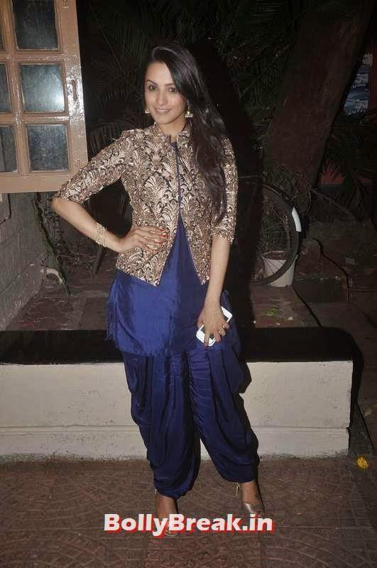 Anita Hassanandani,  Ekta Kapoor's Diwali Bash Photos