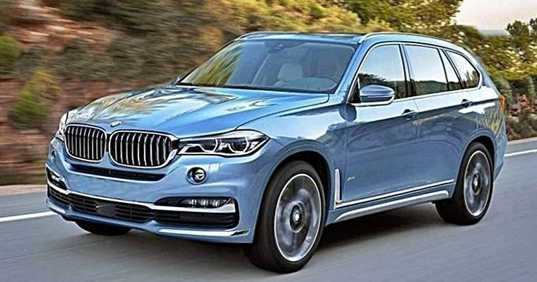 2019 bmw x7 spy shots auto bmw review. Black Bedroom Furniture Sets. Home Design Ideas