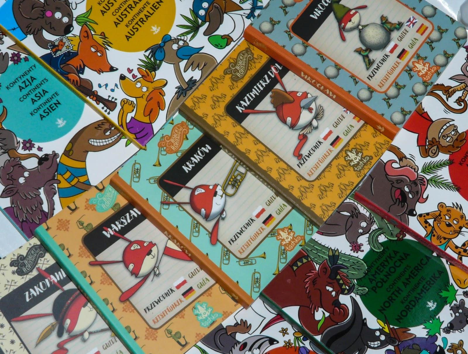 książeczki dla maluszka, książki dla roczniaka, książki dla dwulatka, przewodniki dla dzieci