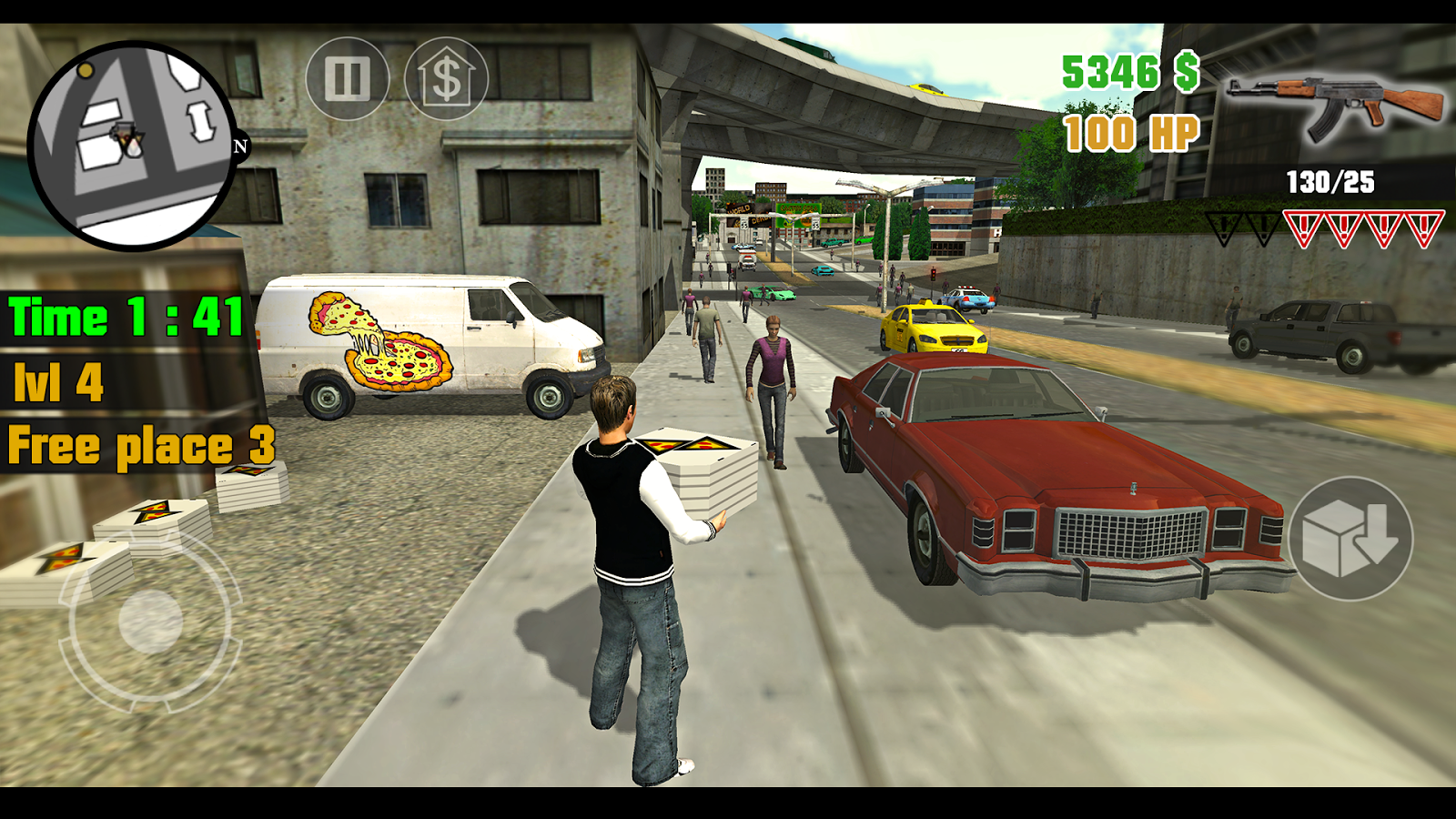 Clash of Crime Mad San Andreas MOD APK