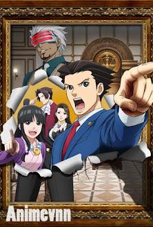 Gyakuten Saiban: Sono Shinjitsu, Igi Ari! Season 2 - Ace Attorney Season 2, Phoenix Wright: Ace Attorney Season 2 2018 Poster