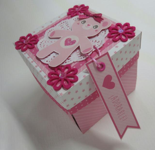 EXPLODING BOX: MI PRINCESA