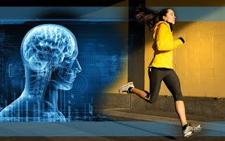 Olahraga Bisa Menjaga Kesehatan Otak